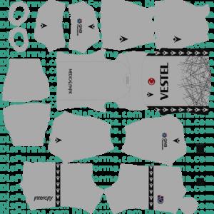 trabzonspor dls forma kaleci