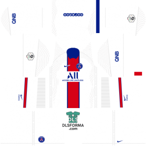 Paris Saint-Germain 2021 dls 19 kits away