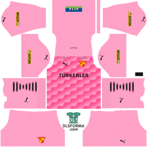 goztepe sk 2021 dls 19 kits goalkeeper
