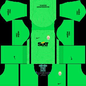 Galatasaray 2021 dls 19 kits goalkeeper