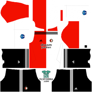 Feyenoord 2021 dls 19 kits home