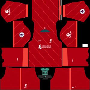 liverpool 2022 dls 19 kits home